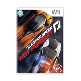 Need for Speed Hot Pursuit - Wii