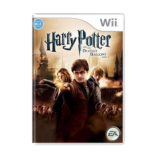 Harry Potter and the Deathly Hallows Part 2 - Wii