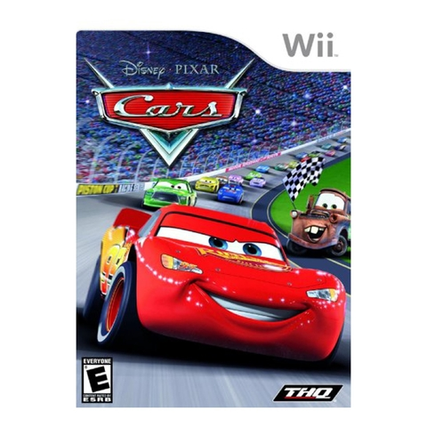 Cars 1 - Wii