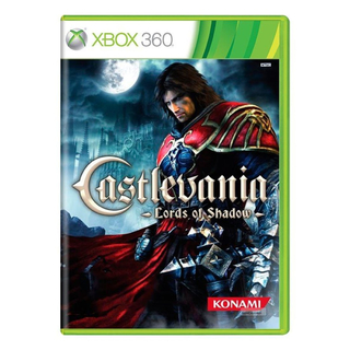 Castlevania Lords of Shadow - Xbox 360
