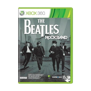 The Beatles Rockband - Xbox 360