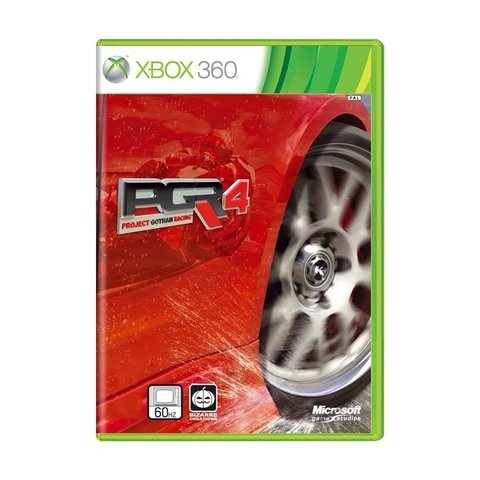 Project Gotham Racing 4 - Xbox 360