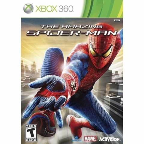 The Amazing Spiderman - Xbox 360