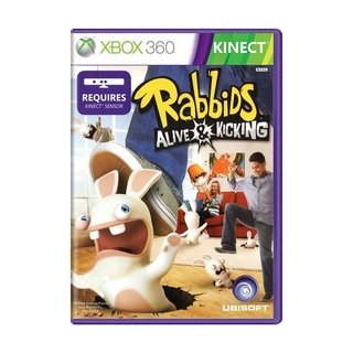 Rabbids Alive and Kicking - Xbox 360
