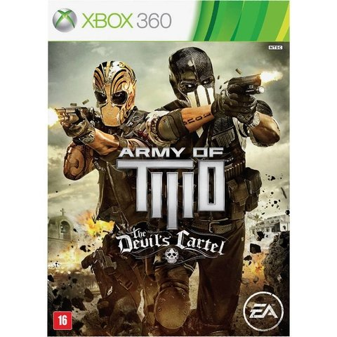 Army of Two Devil's Cartel - Xbox 360