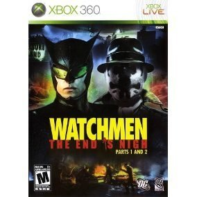 Watchmen The End Is Nigh Parts 1 and 2 - Xbox 360