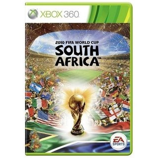 Fifa 2010 World Cup South Africa - Xbox 360