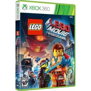 Lego Movie The Videogame - Xbox 360