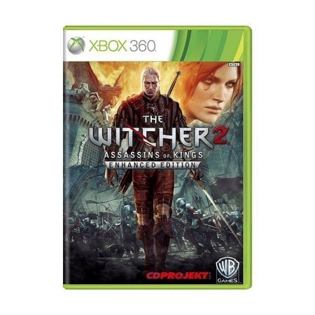 The Witcher 2: Assassins of Kings Enhanced Edition - Xbox 360