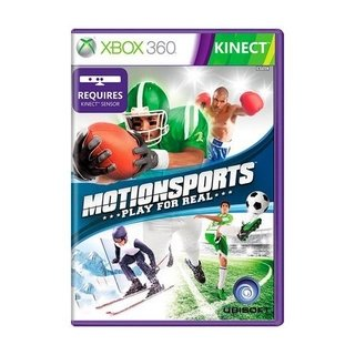 Motion Sports Play for Real - Xbox 360