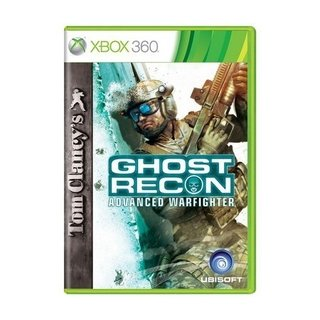 Tom Clancy's Ghost Recon Advanced Warfighter 1 - Xbox 360