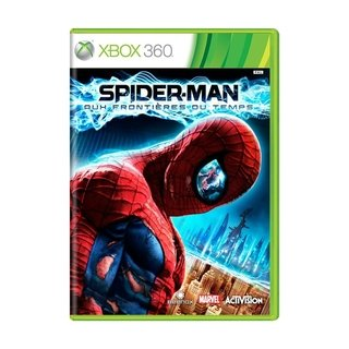 Spiderman Edge of Time - Xbox 360