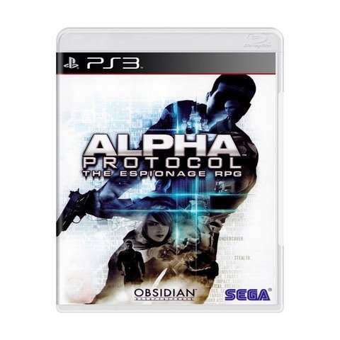 Alpha Protocol The Espionage RPG - Ps3