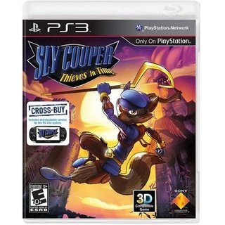 Sly Cooper Thieves in Time - Ps3