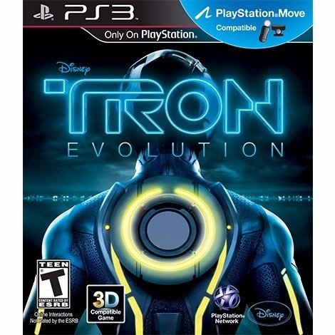 Tron Evolution - Ps3