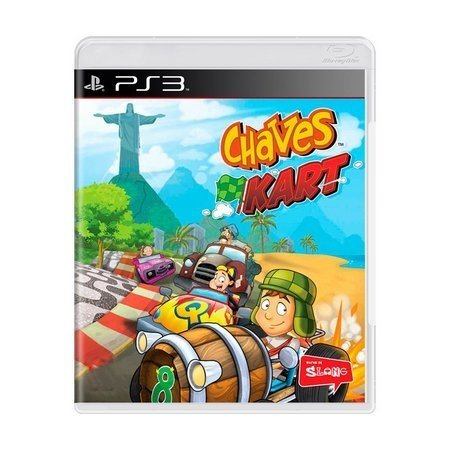 Chaves Kart - Ps3