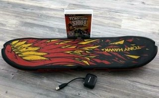 Tony Hawk Shred com Skate - Ps3