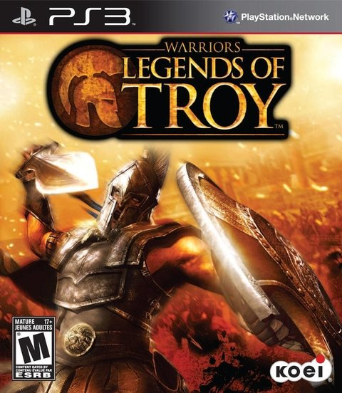 Legends of Troy  - Ps3