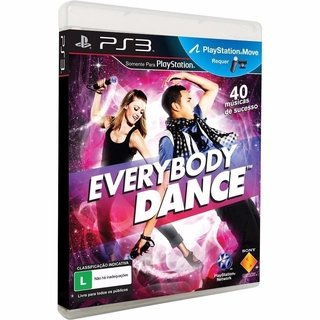 Everybody Dance 1 - Ps3