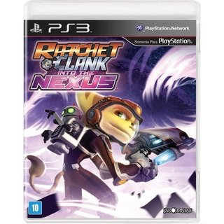 Ratchet and Clank Into the Nexus - Ps3