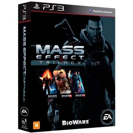 Mass Effect Trilogy - Ps3