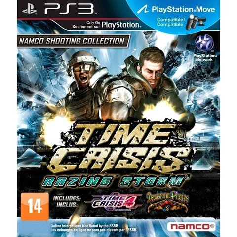 Time Crisis Razing Storm - Ps3