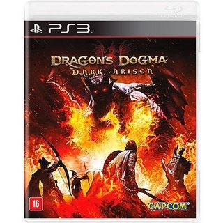 Dragons Dogma Dark Arisen - Ps3
