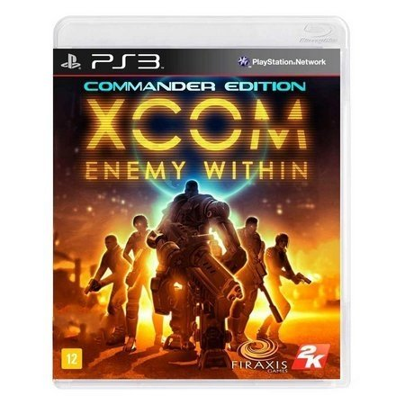 Xcom Enemy Within - Ps3