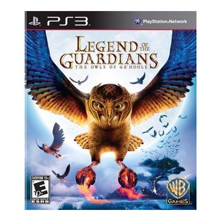 Legend of the Guardians The Owls of Ga'hoole - Ps3
