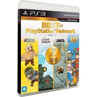 Best of Playstation Network Vol. 1  - Ps3