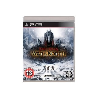Lord of the Rings War in the North - Ps3