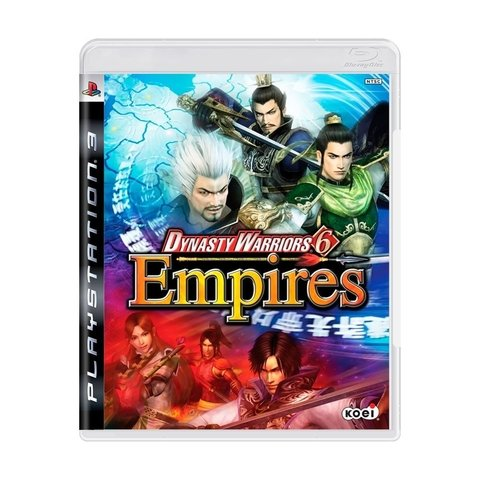 Dynasty Warriors 6 Empires - Ps3