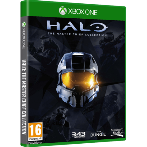 Halo The Masterchief Collection - Xbox One