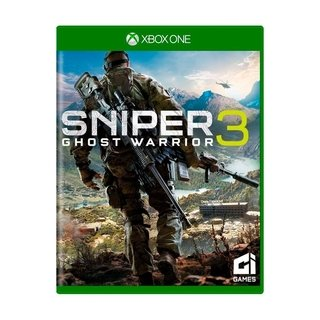 Sniper 3 Ghost Warriors - Xbox One