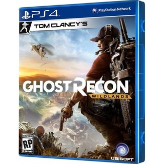 Ghost Recon Wildlands - Ps4