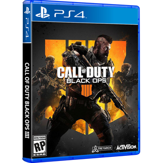 Call of Duty Black Ops 4 IIII - Ps4