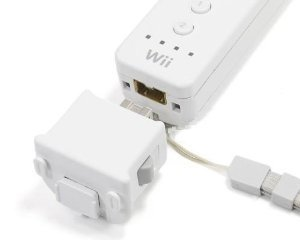 Adaptador Motion Plus - Branco na internet