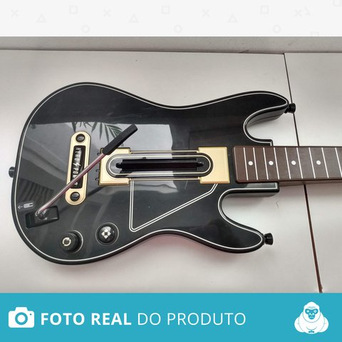 Guitarra Guitar Hero Live - Ps3 na internet