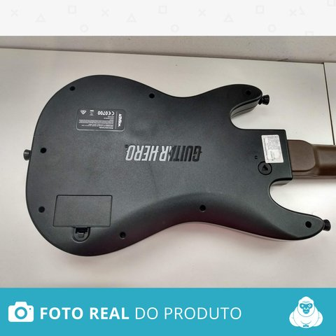 Guitarra Guitar Hero Live - Ps3 - PlayGorila - Game usado sem preocupação