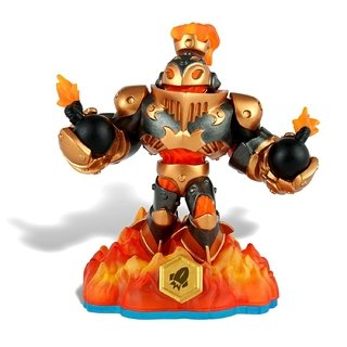 Blast Zone - Skylanders Swap Force