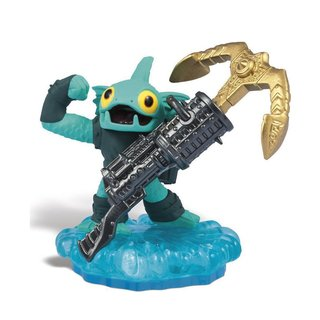 Anchors Away Gill Grunt - Skylanders Swap Force