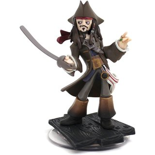 Jack Sparrow (Piratas do Caribe) - Disney Infinity 1.0