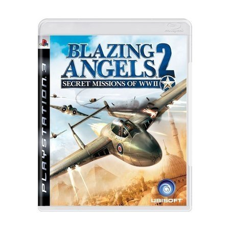 Blazing Angels 2 - Ps3