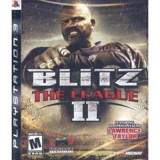 Blitz II The League - Ps3