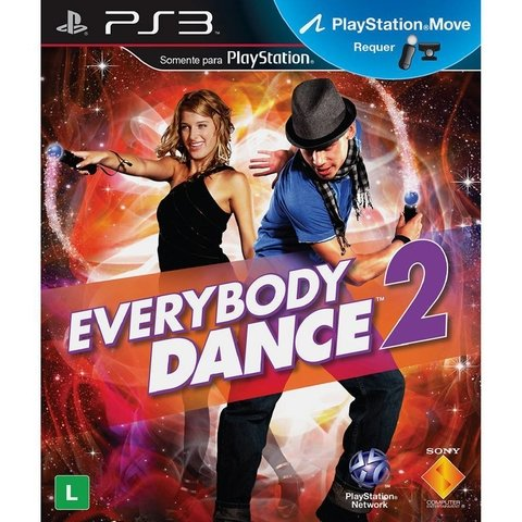 Everybody Dance 2 - Ps3