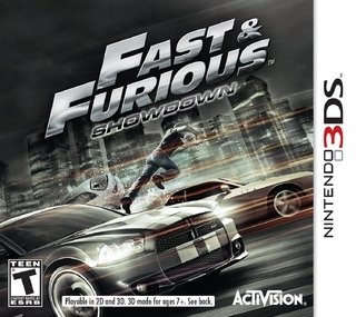 Fast & Furious Showdown - 3ds