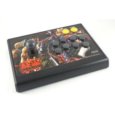 Fight Stick Hori sem fio Tekken 6 - Ps3
