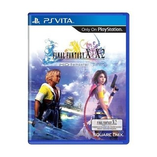 Final Fantasy X/X2 - Ps Vita