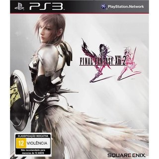 Final Fantasy XIII 2 - Ps3