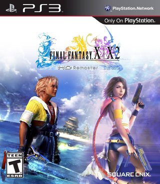 Final Fantasy X/X-2 HD Remaster - Ps3